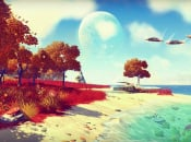 No Man's Sky Jumps to Warp Speed in This Brand New PS4 Trailer