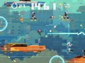 PlayStation President Shuhei Yoshida Fires into Super Time Force Ultra on PS4, Vita