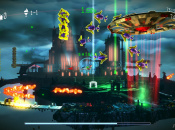 PS4 Favourite Resogun Goes Commando in New Expansion