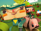 Tearaway Unfolded Will Do All New Things with Your DualShock 4