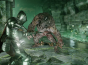 There's a Deep Downgrade in These Deep Down PS4 Screens