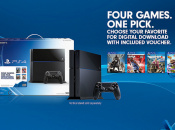 You Can Choose Your Own Game with This New US PS4 Bundle