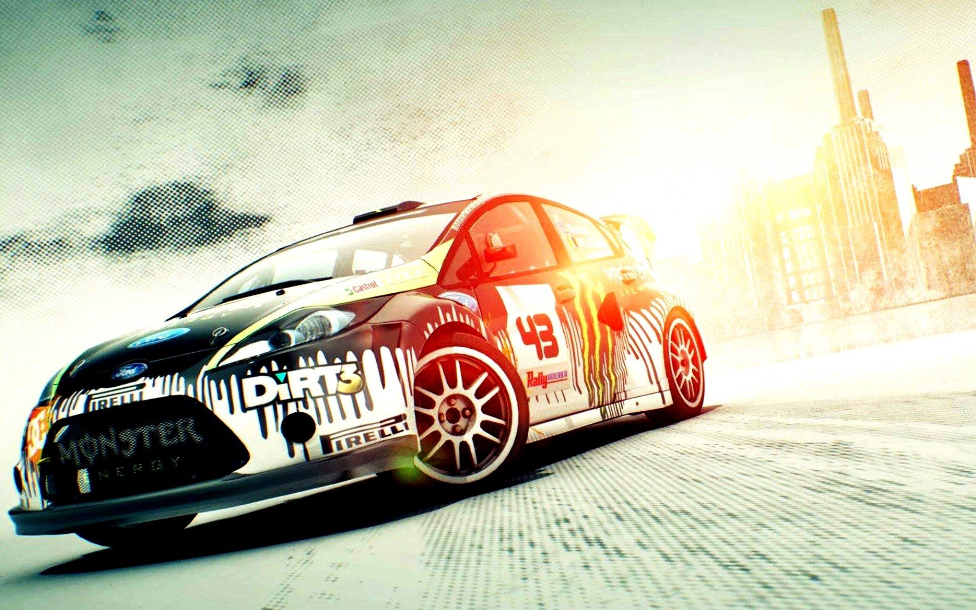 dirt 4 stuck in the mud as codemasters cuts staff push square. Black Bedroom Furniture Sets. Home Design Ideas