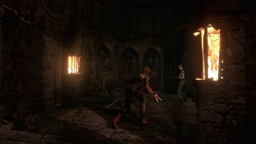 Resident Evil HD Remaster PS4 PS3 Walkthrough