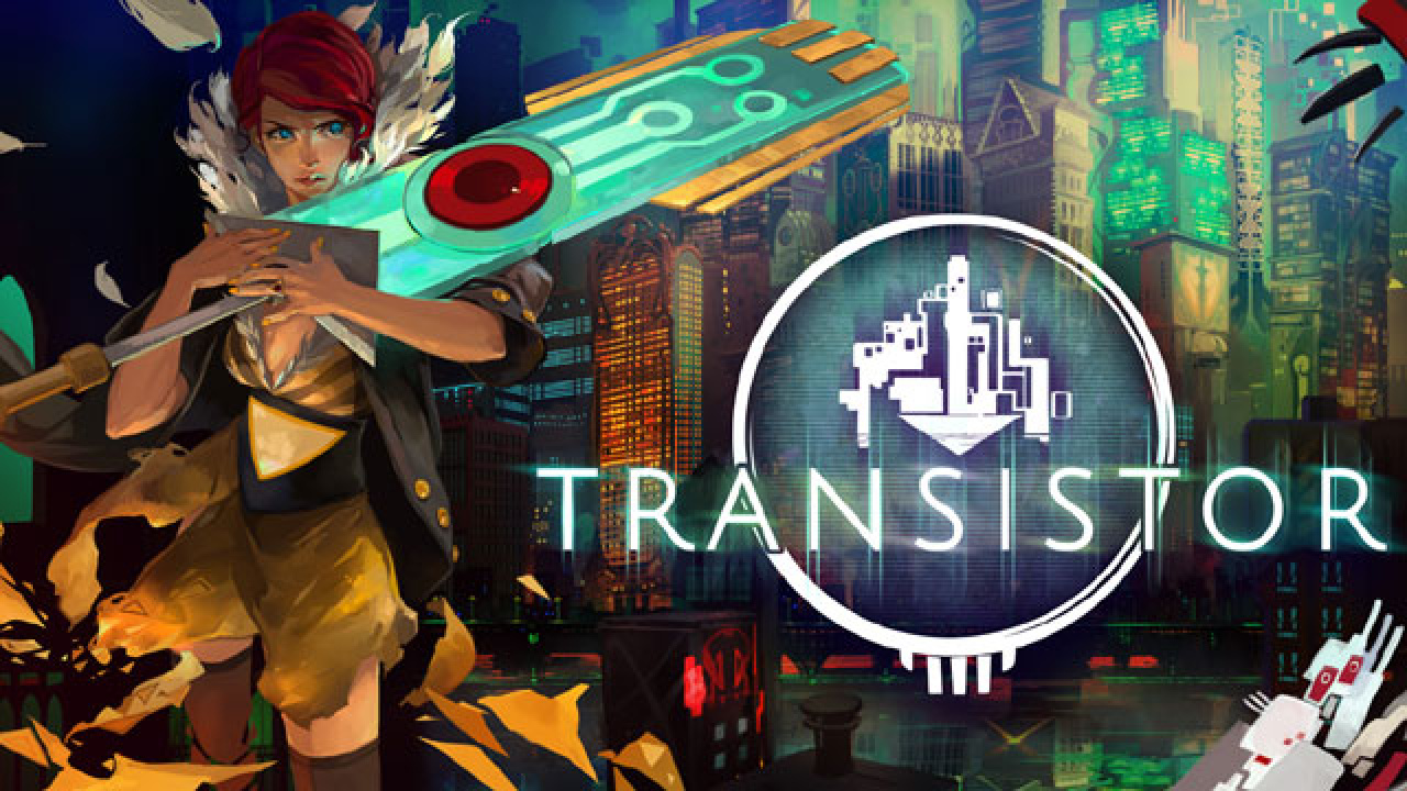 PS4 Indie Transistor Certainly Hasn't Left Supergiant Games