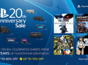 There Are Some Pretty Impressive Savings to Be Had in This 20th Anniversary PlayStation Store Sale