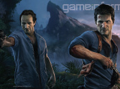 Uncharted 4: A Thief's End Raids Game Informer's Cover