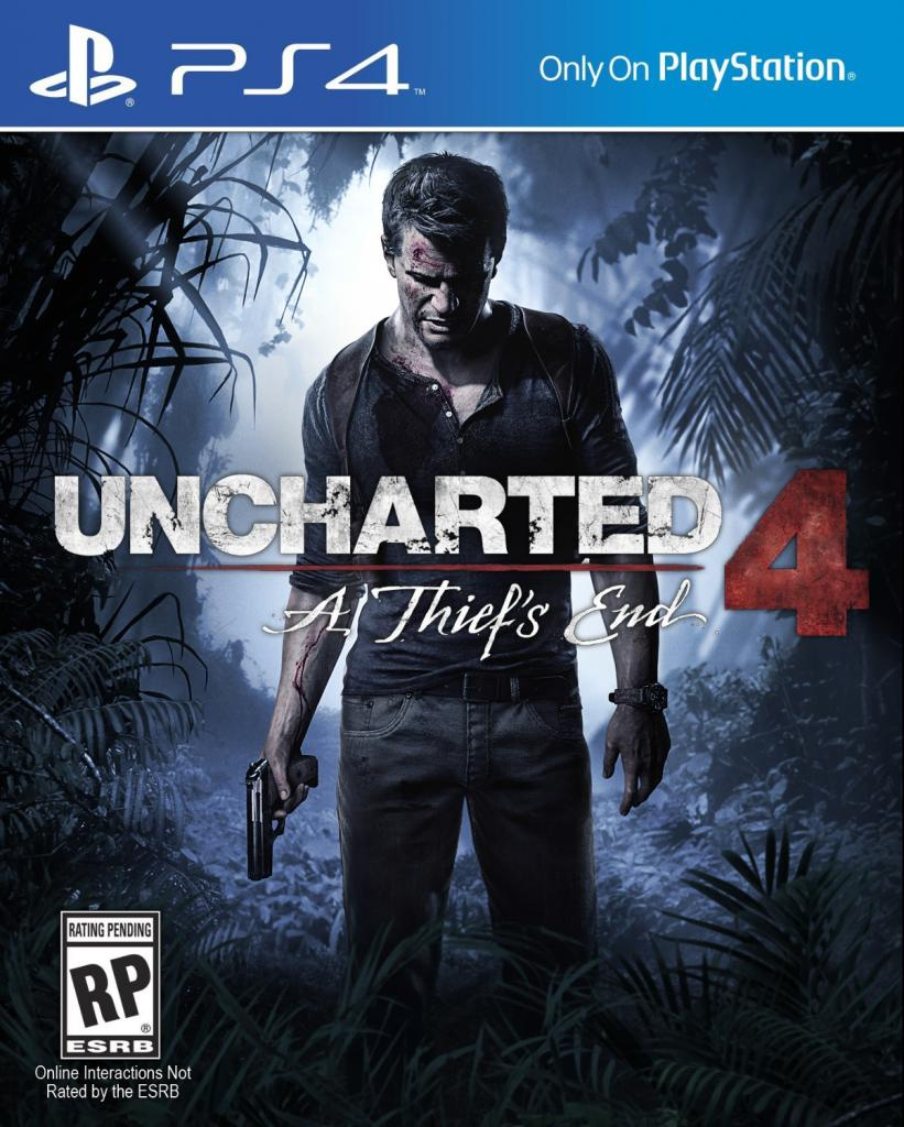 Uncharted 4: A Thief's End's Potential PS4 Pack Art Sure