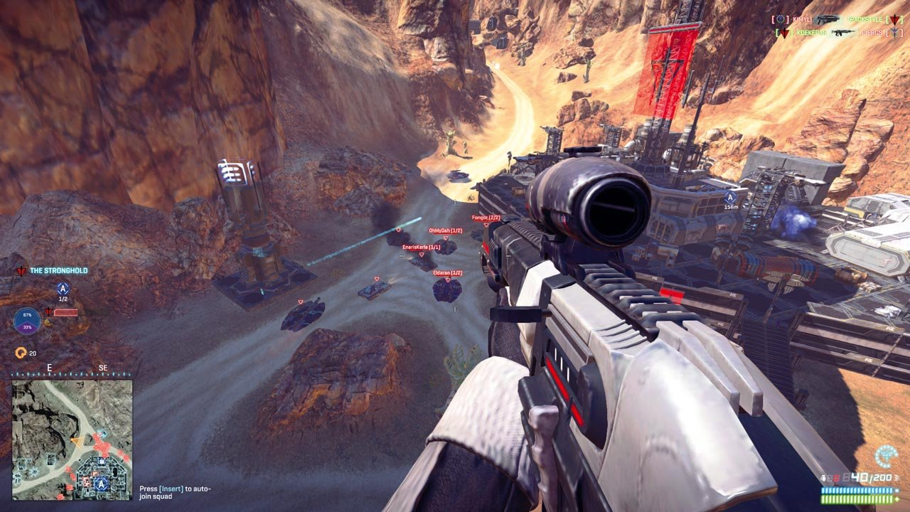 Will Free-to-Play PS4 Shooter PlanetSide 2 Be Able to Pull ...