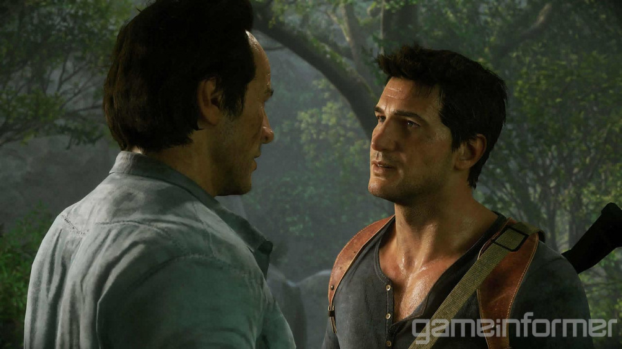 Uncharted 4: A Thief's End PS4 Screenshots 1