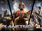 Free PS4 FPS PlanetSide 2 Securing European Beta Soon