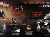 GAME's Selling a £250,000 Dying Light Collector's Edition