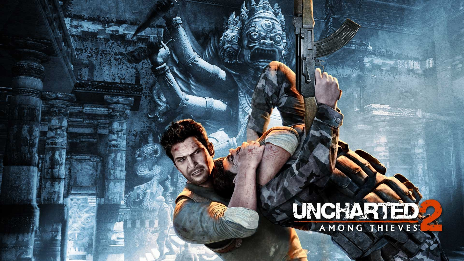 Naughty Dog Peppers PS4 Uncharted Trilogy Hopes with Heavy ...
