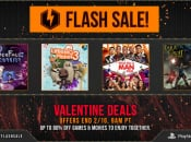 PS4, PS3, and PlayStation Vita Prices Plunge in NA Valentine's Day Flash Sale