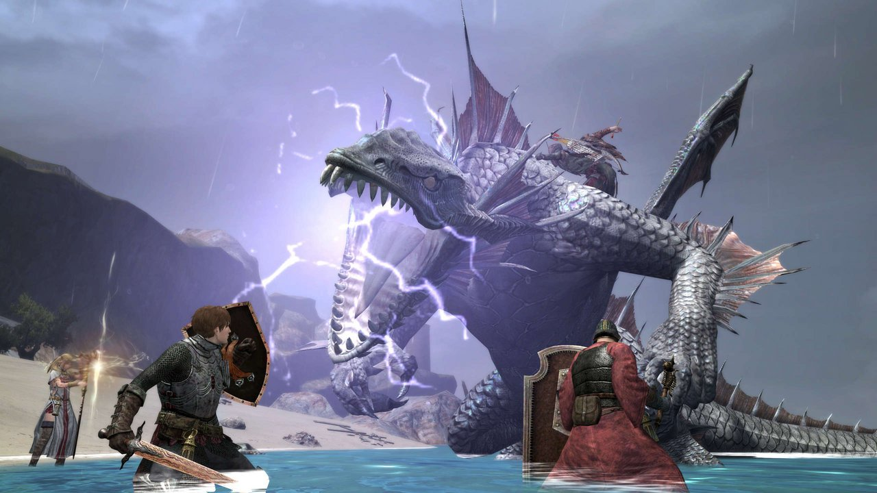 These New Dragons Dogma Online PS4 Screenshots Have Us