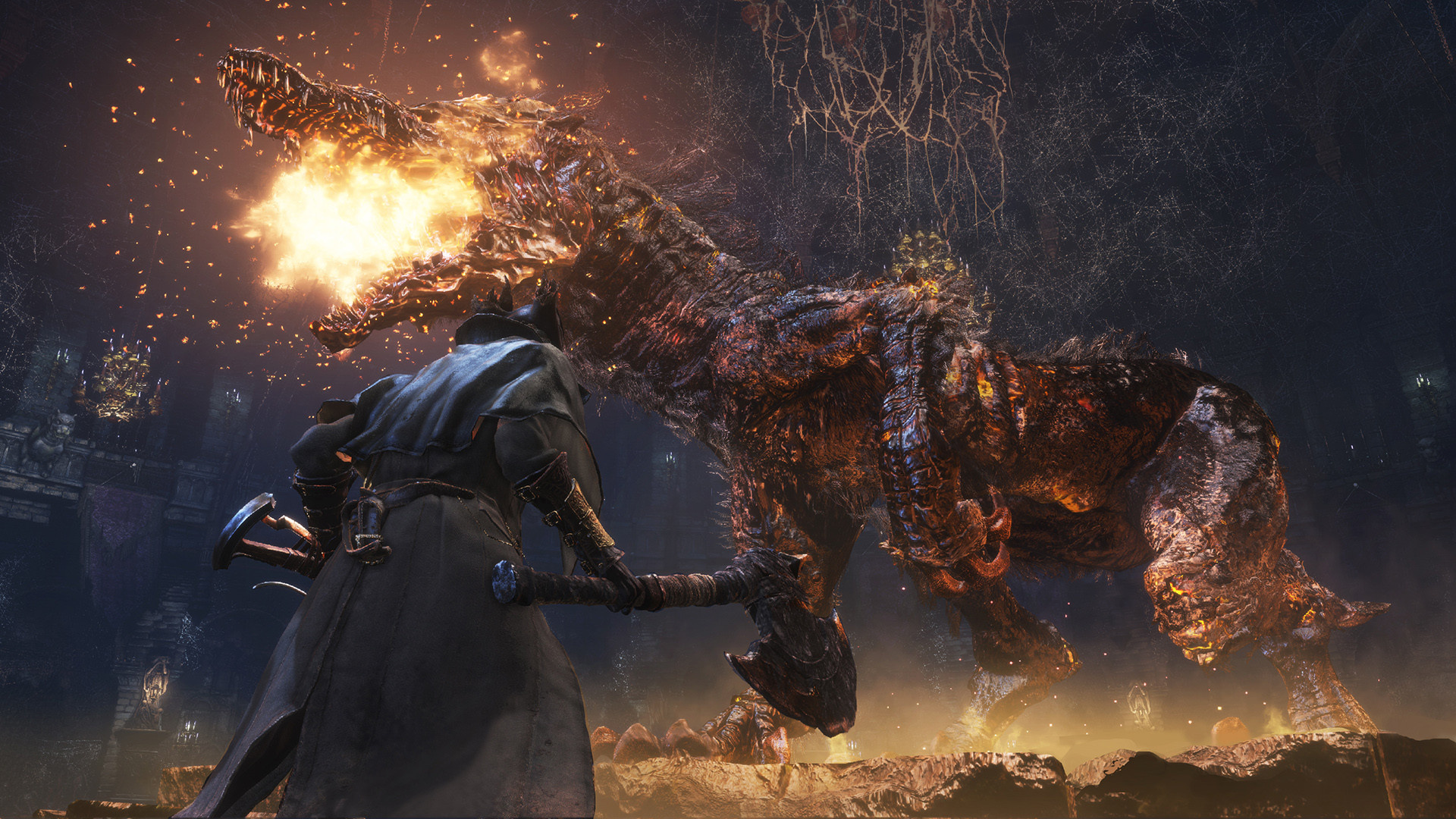 Origins class should you select in bloodborne on ps4 push square