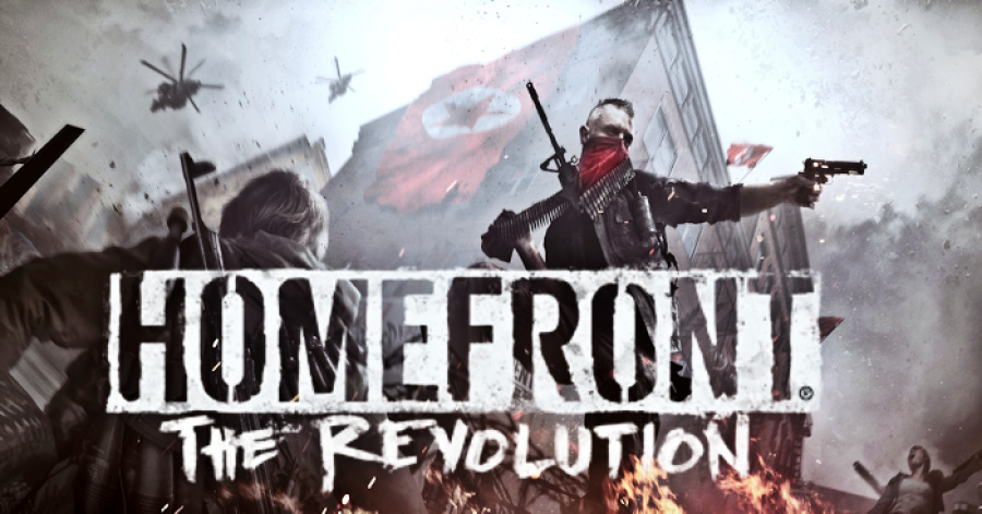 Homefront: The Revolution PS4