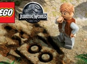 LEGO Jurassic World Looks Roarsome in PS4, PS3, and Vita Trailer