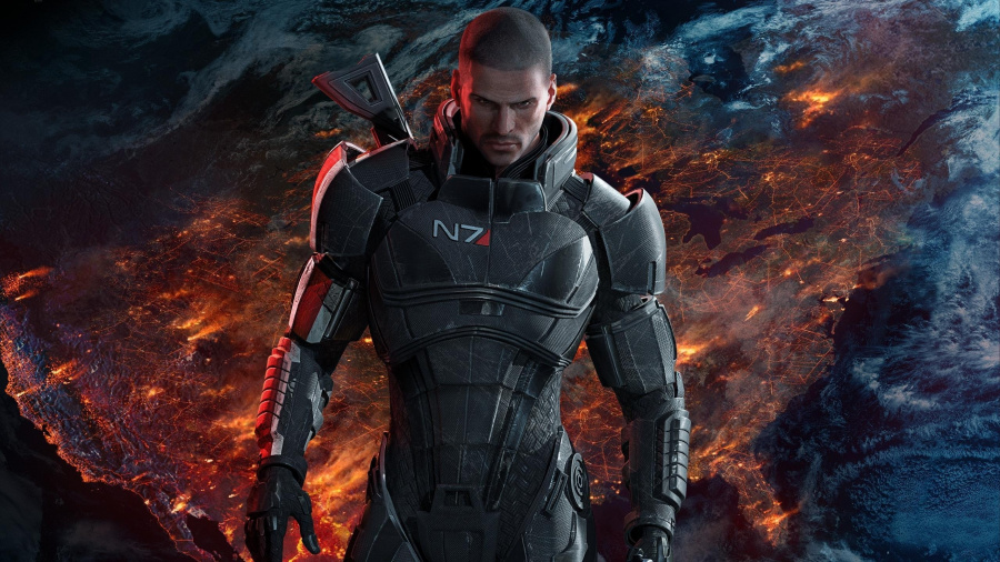 Mass Effect PlayStation 3 PS3