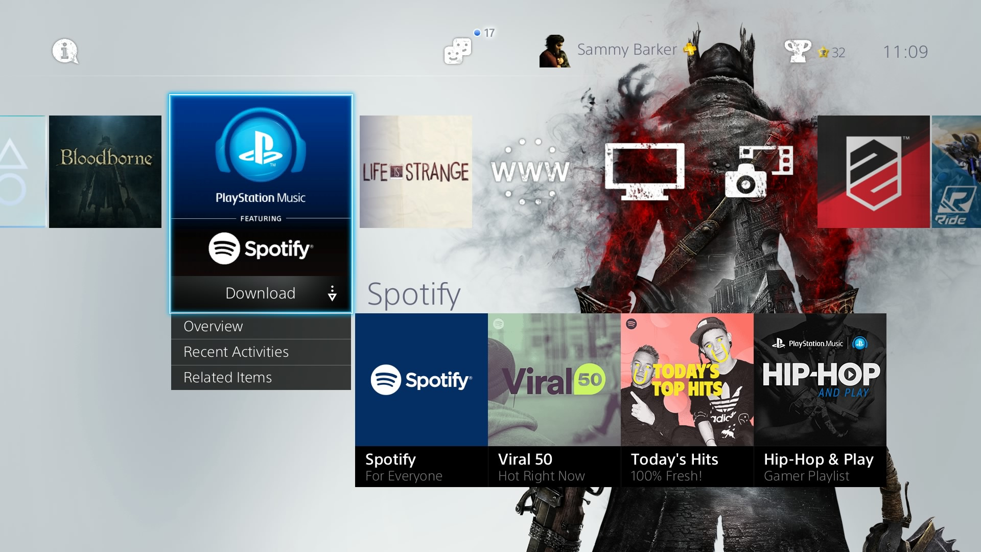Spotify Arrives Exclusively on PS4, PS3 Today - Push Square