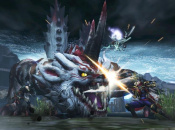 Toukiden: Kiwami PS4 Gameplay Hacks and Slashes in Live Demo