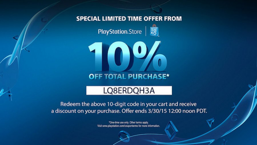 you can get 10 off the na playstation store right now push square. Black Bedroom Furniture Sets. Home Design Ideas