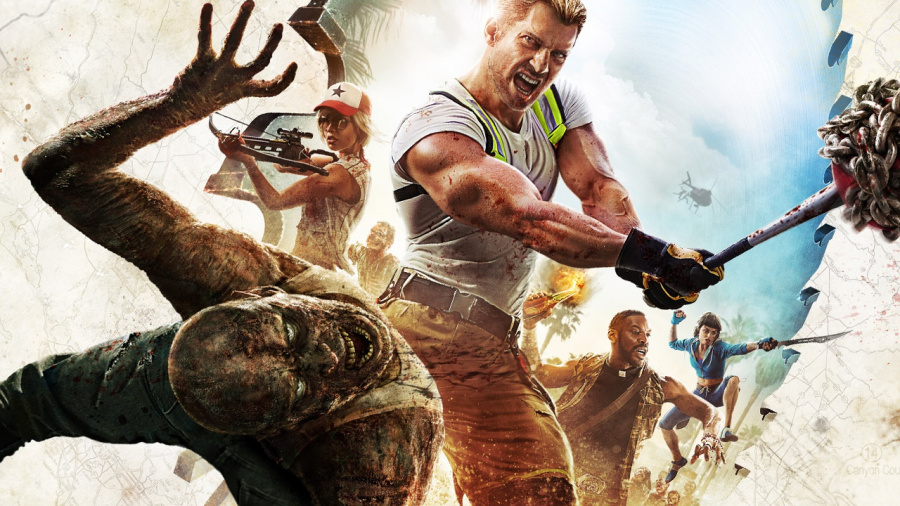 Dead Island 2 PS4 PlayStation 4