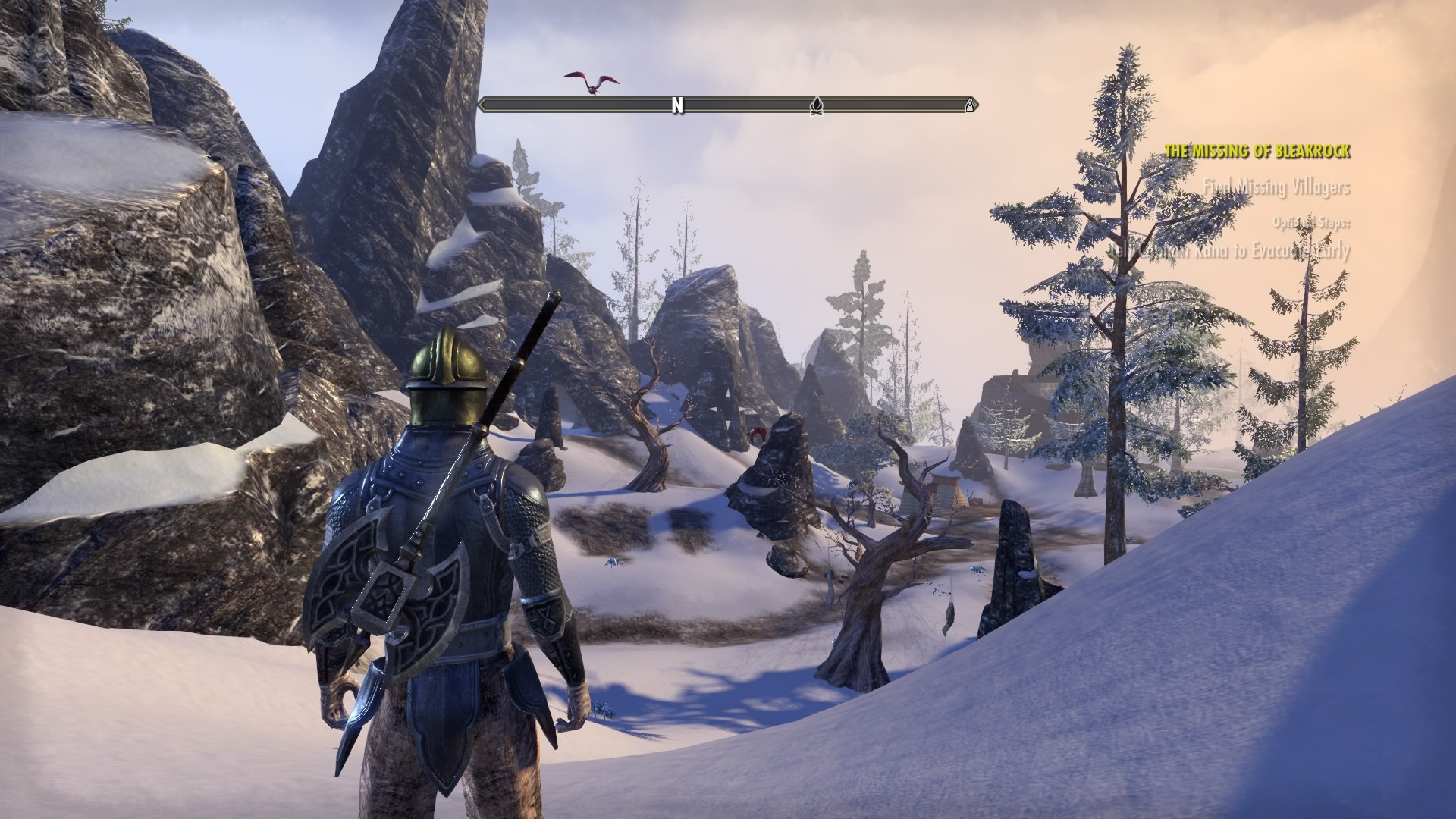 First Impressions Exploring Bleakrock Isle in The Elder Scrolls Online PS4 B