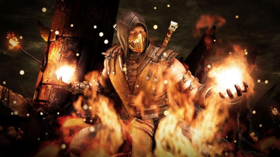 Mortal Kombat X PS4 PlayStation 4