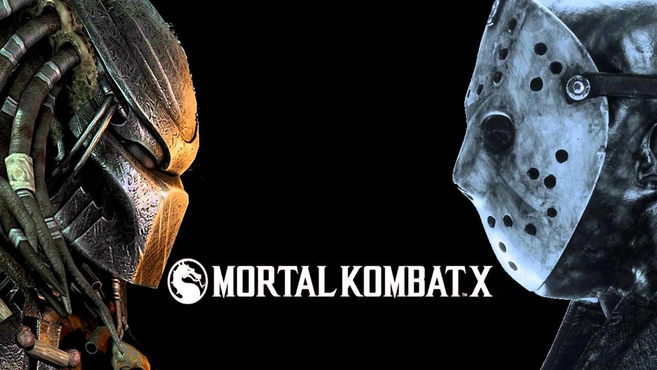 Jason Voorhees Joins the Mortal Kombat X Kast in May ... - photo#18