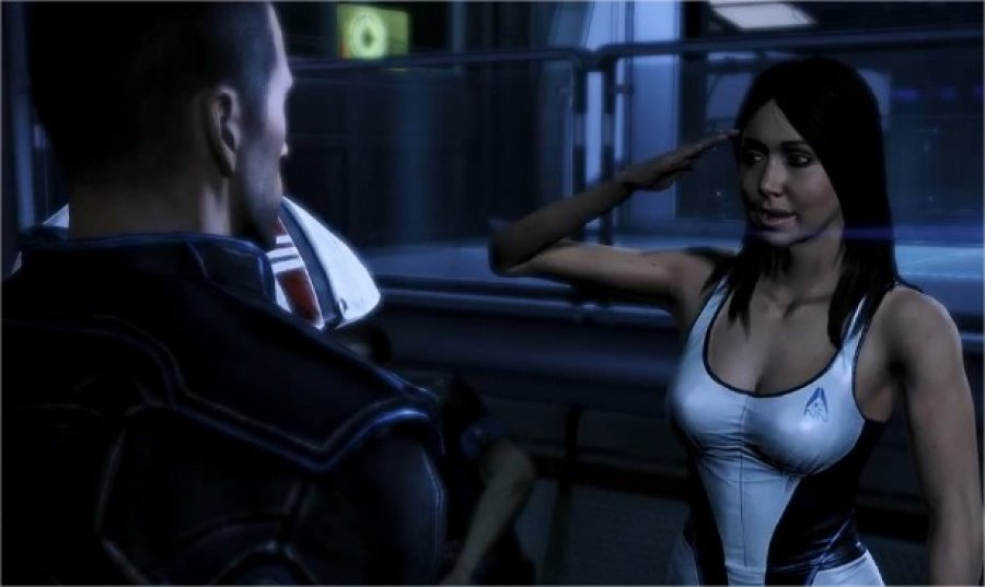 Mass Effect 4S Character Models Are Out Of This World -5662