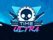 PlayStation Exclusive Characters Join in on the Super Time Force Ultra Fun