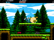 Shovel Knight Ploughs a Path to EU PlayStation Platforms