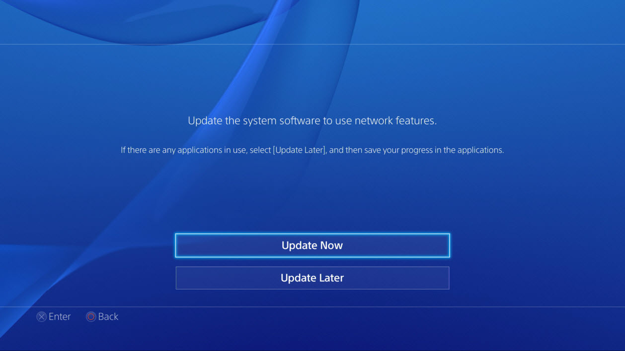 tell this person what you want in ps4 s next firmware