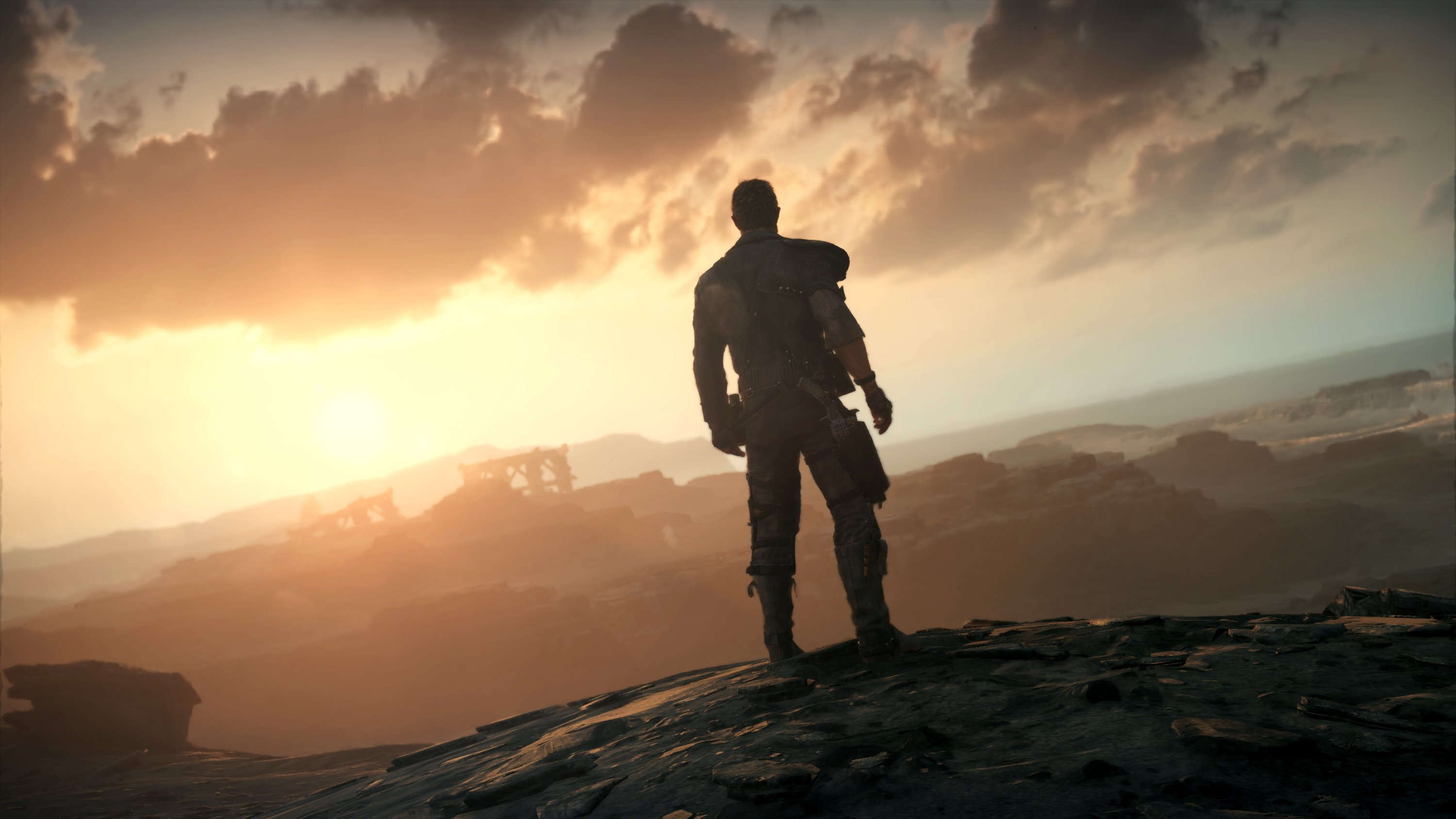 These Mad Max Screenshots Drive Us Out to the Desert and ...