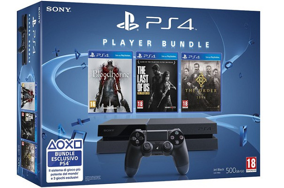 Italian Boy Name: This Italian PS4 Bundle Is For Fans Of Exclusives