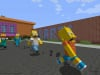 Woohoo! The Simpsons are Bringing a Lot of Yellow to Minecraft on PS4, PS3, Vita