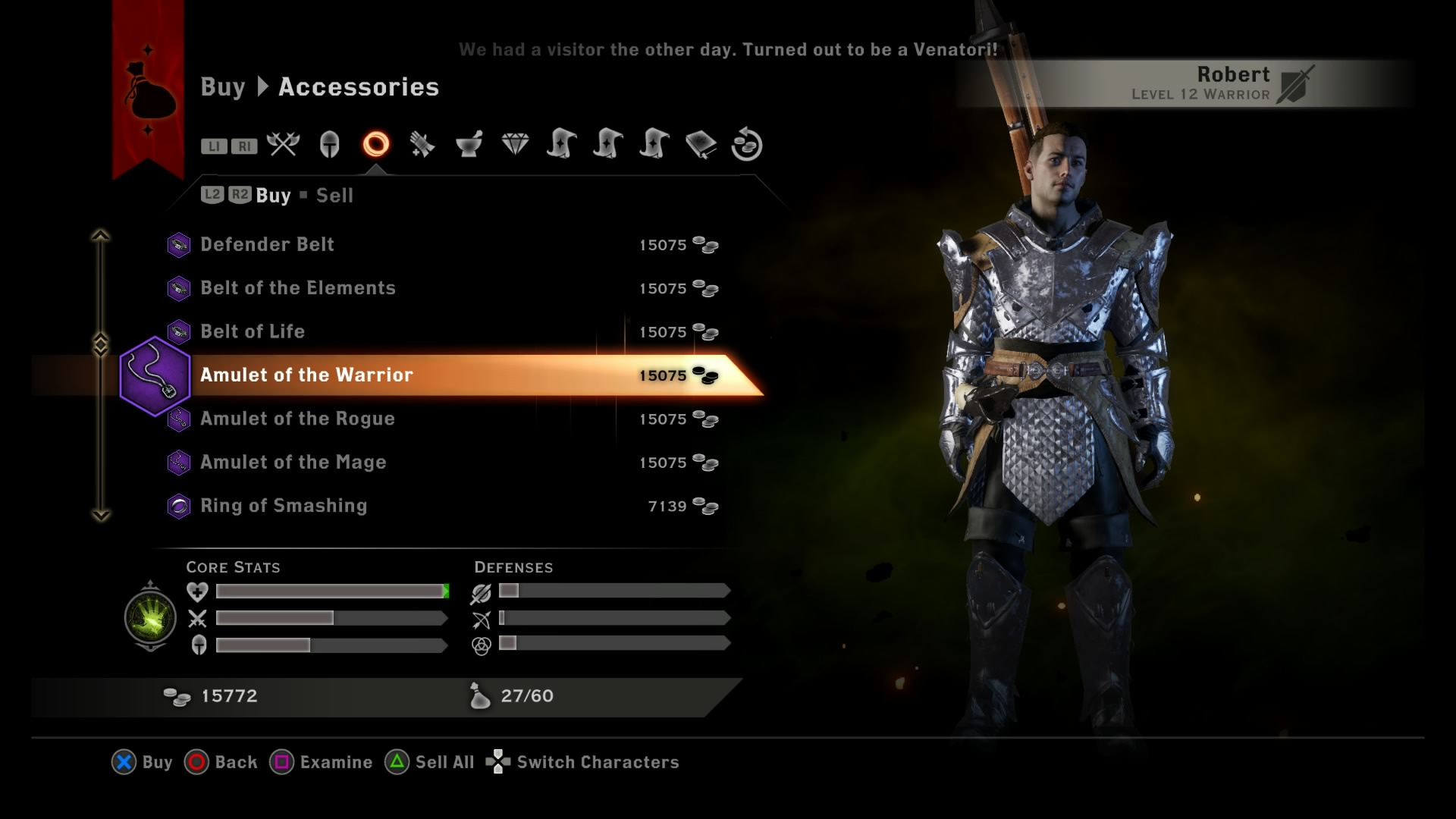What Is Dragon Age: Inquisition's Free Black Emporium DLC