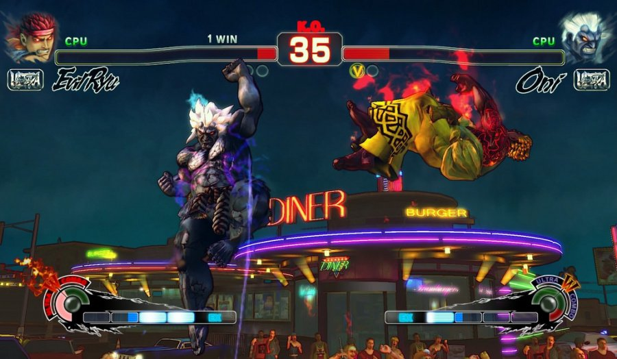 Ultra Street Fighter IV PS4 PlayStation 4 Performance Issues Problems