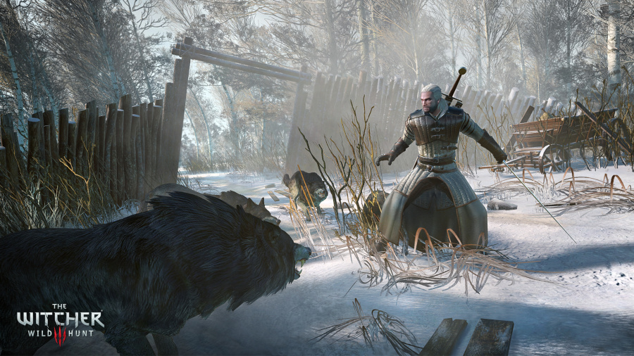 The Best Character Builds for Geralt of Rivia in The Witcher 3 on PS4