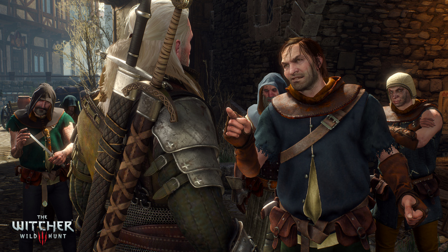 Skill Tree Development Tips The Witcher 3 PS4 PlayStation 4