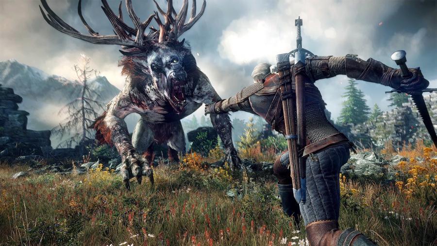 The Witcher 3 Wild Hunt Character Build Spellsword Scholar Rogue