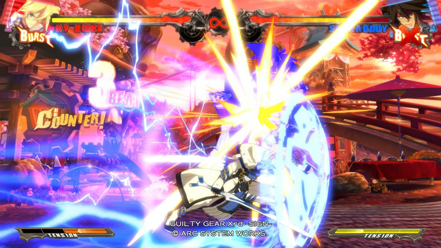 Guilty Gear Xrd Sign PlayStation 4 PS4 Europe