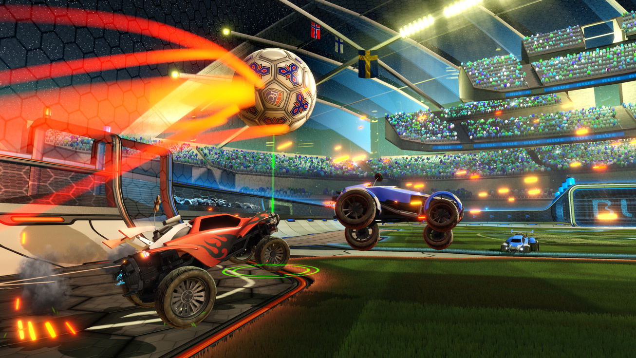 Interview: Topping the PS4 Rocket League with Developer ...