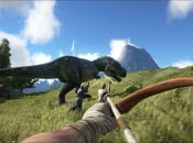 Open World? Survival? Dinosaurs? ARK Comes to PS4 Next Year