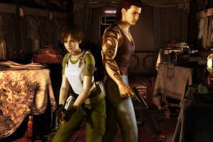Resident Evil Zero Will Shamble Its Way to PS4 And PS3 Next Year