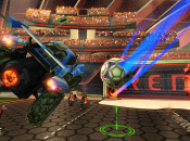 Rocket League Shoots and Scores with New PS4 Beta