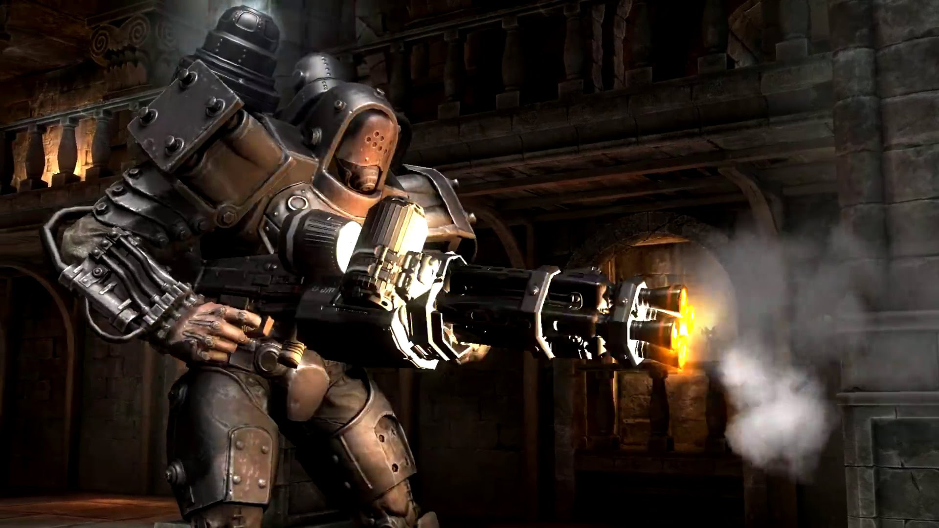 Wolfenstein The Old Blood Breaks A Leg On Ps4 Push Square