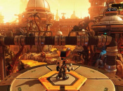 Check Out Another Six Minutes of Ratchet & Clank on PS4