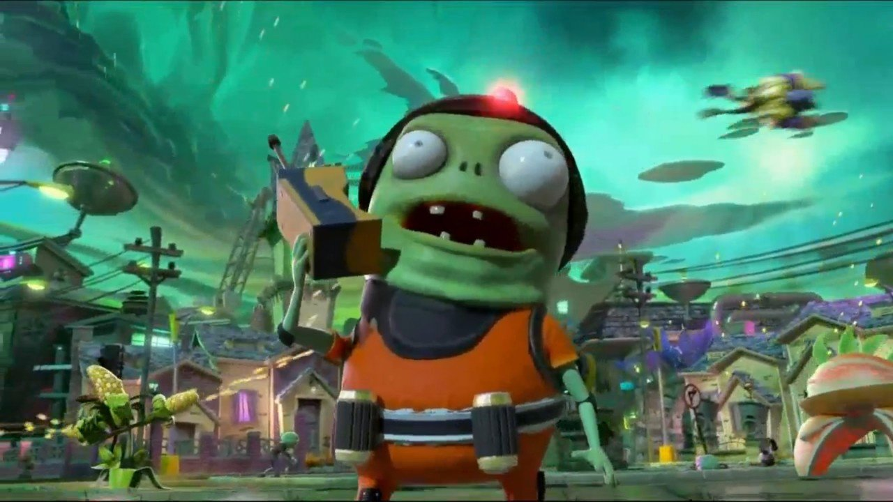 E3 2015 Plants Vs Zombies Garden Warfare 2 39 S Gameplay Trailer Is Ferocious And Fun Push Square